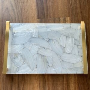 Kendra Scott MOP Decorative Tray